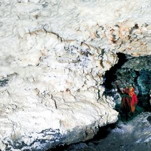 """159.14公里 中法联合探测队让贵州双河洞再度""""长""""长"""